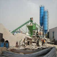 Commercial Hot Mix Concrete