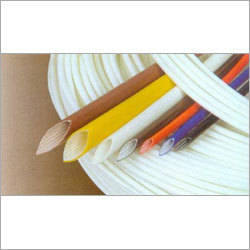 Silicone Rubber Fiber Glass Sleeve