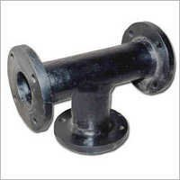 Cast Iron Double Flanged Tee