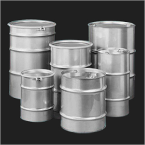 Galvanized Barrels