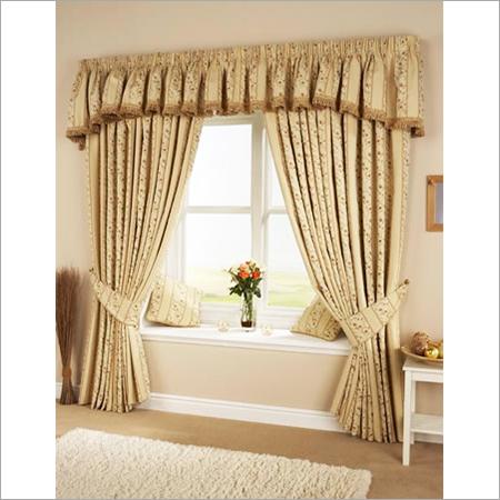 Homemade Designer Curtains