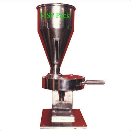 Hand Cup Filling machine