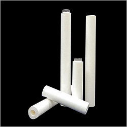 Bicomponent Thermally Bonded Filter Cartridges
