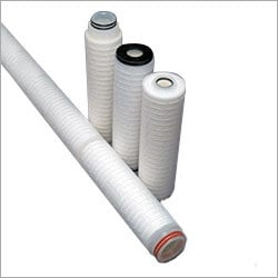 Pleated Polypropylene Filters Cartridges