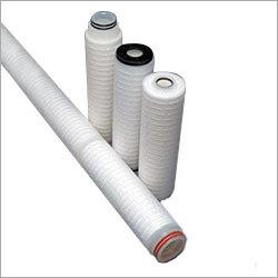 Pleated Polypropylene Filters