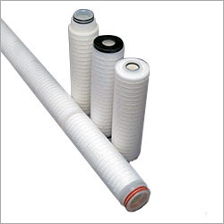 Pleated Polypropylene Filters Cartridges