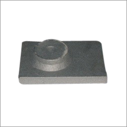 Vacuum Pump Front Plate Casting