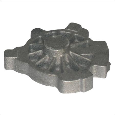 Oil Lubricated Vacuum Pump End Plate