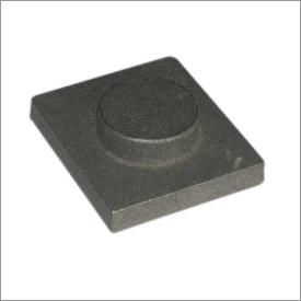 Vacuum Pump End Plate