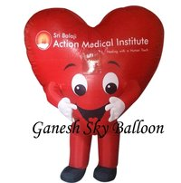Heart Inflatable Balloons