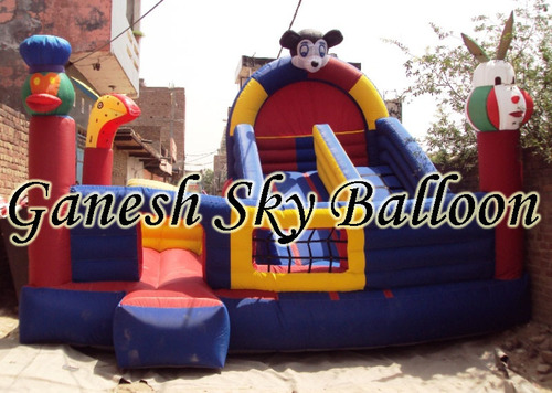 Slide Bouncy