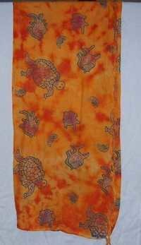 Fancy Flower Printed Scarves