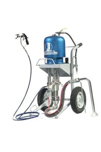 Heavy Duty Spray Painting Equipment