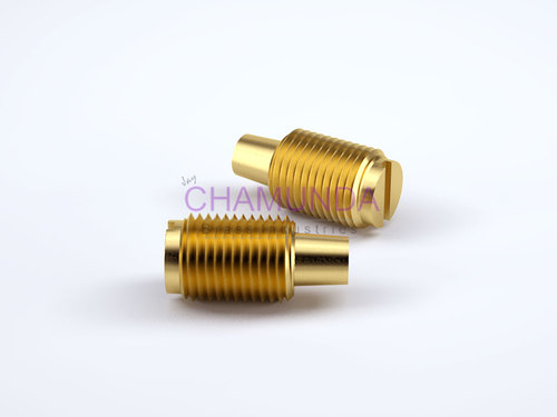Brass Grub Screws