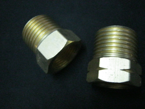 Brass LPG Hex Bush