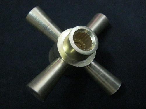 Brass Cross Handle
