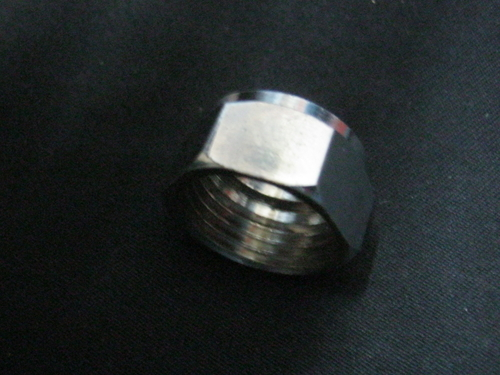 Brass CP Nuts
