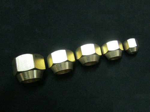 Brass Flare Nuts