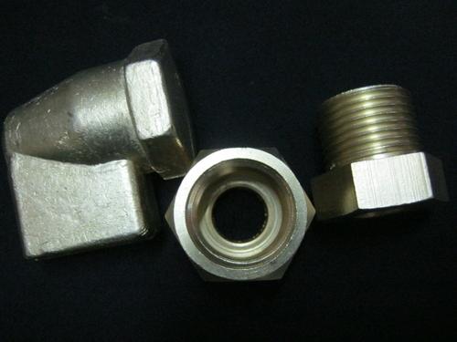 Brass CGA Nut Nipple