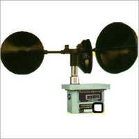Sensitive Cup-Type Anemometer