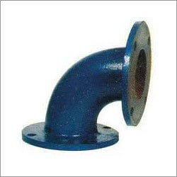 Double Flanged Bend