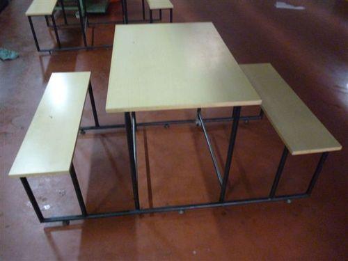 School canteen table