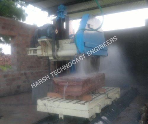 Sand Stone Processing Machine