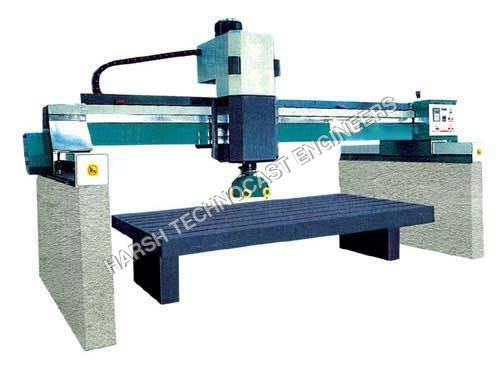 Stone Polishing Machine