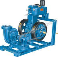 Lister Diesel Engine Pump set