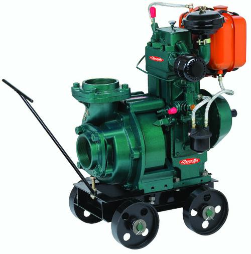 Diesel Engine Couple Pump set