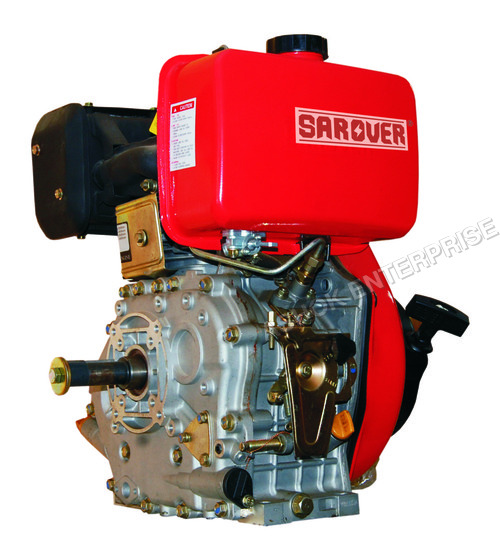 Portable Lightweight Diesel Engine