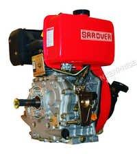 Portable Lightweight Diesel Engine