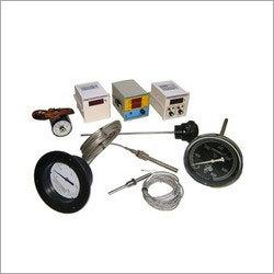 Boiler Temperature Indicator Controller