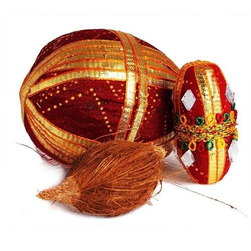 Nariyal decoration