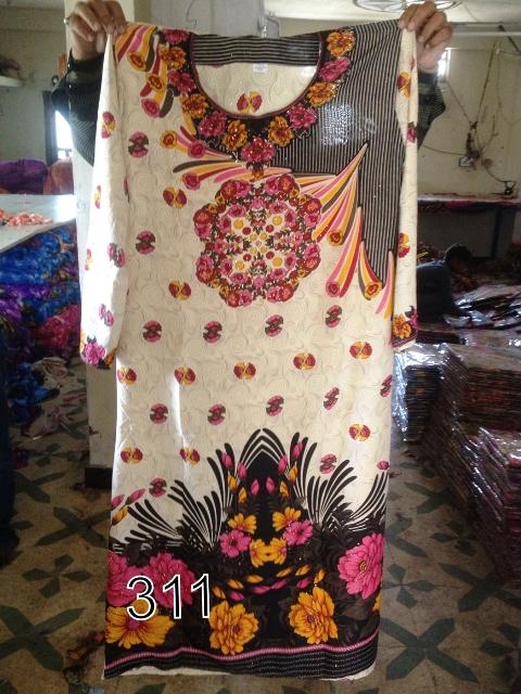 Embroidered Ladies Kaftans
