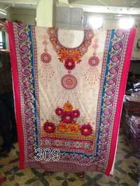 Printed Silk Kaftans