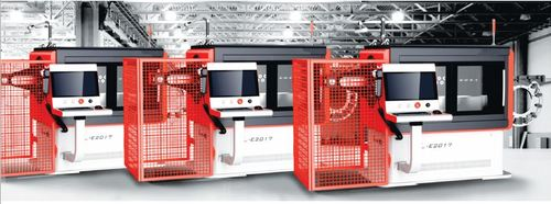 Laser Battery Welding Machine