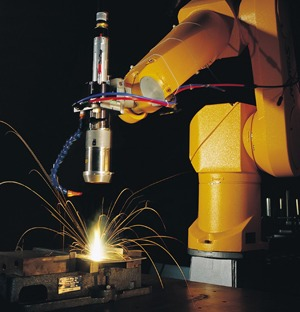 Robot Laser Welding Machine