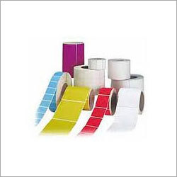 Blank Die Cut Adhesive Labels