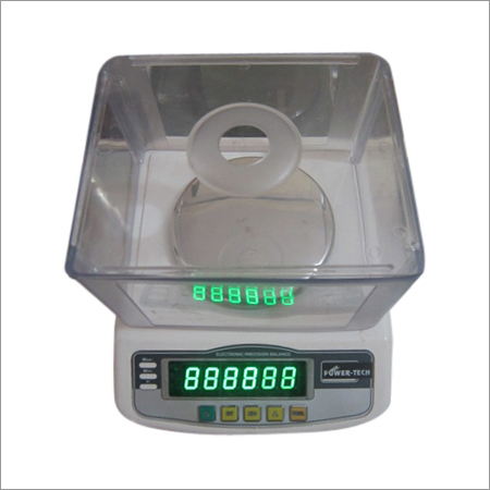 Digital Analytical Scale