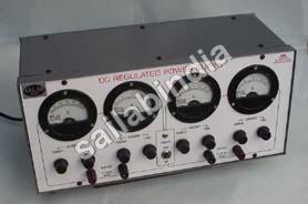 Regulated DC Power Supply physics Lab equipment