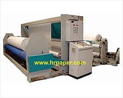 Fabric Inspection & Batching Machine
