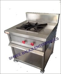 Single Burner Cooking Gas Range