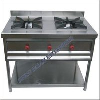 Two Burner Cooking Gas Range