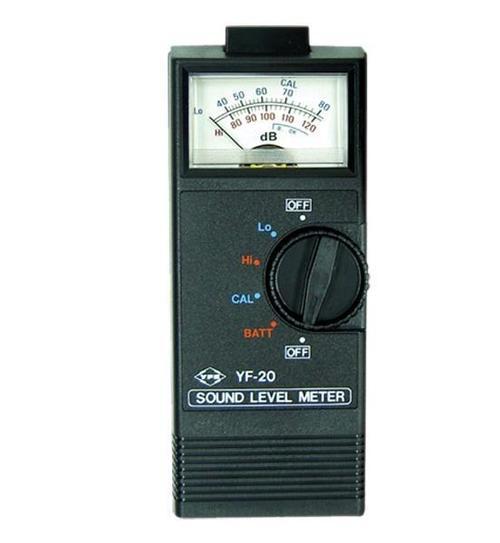 Analog Sound Level Meter