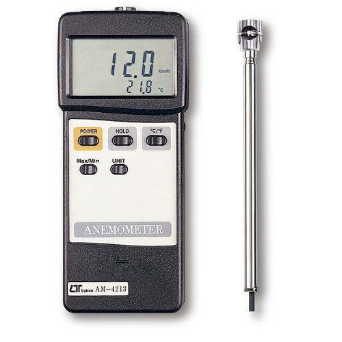 Mini Vane Anemometer