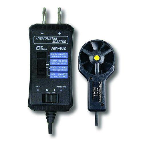 Anemometer Adapter