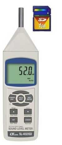 SD Card Sound Level Meter