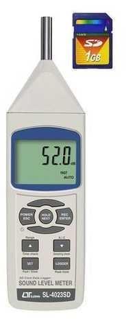 SD Card Sound Level Meter
