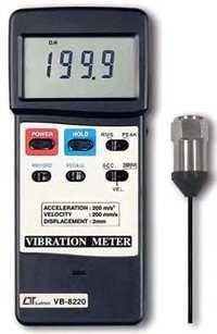 Professional Vibration Sensor Meter